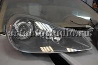 Porsche Cayenne затемнение фар