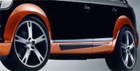 ABT расширители колёсных арок