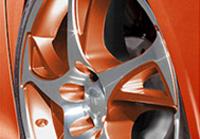 ABT покраска дисков
