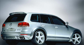 Тюнинг ABT VW Touareg (7L)