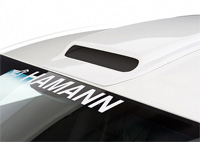 Воздухозаборник Hamann